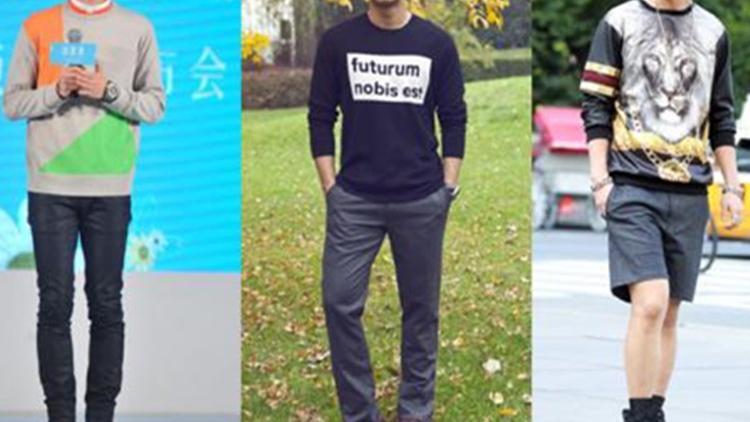 男生春日常穿卫衣?会这3大技巧帅翻了!
