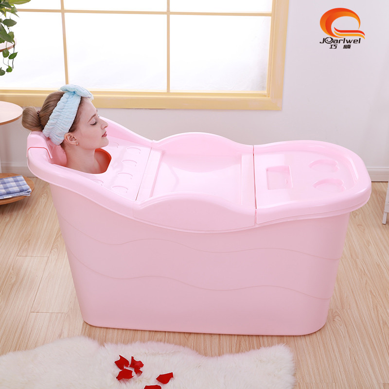 tub thickening bath barrel tub adult large baby household men and ...
