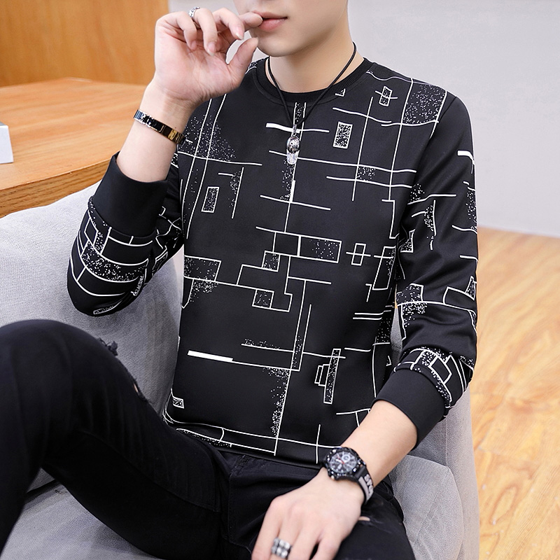 Labyrinth Long Sleeve: Black