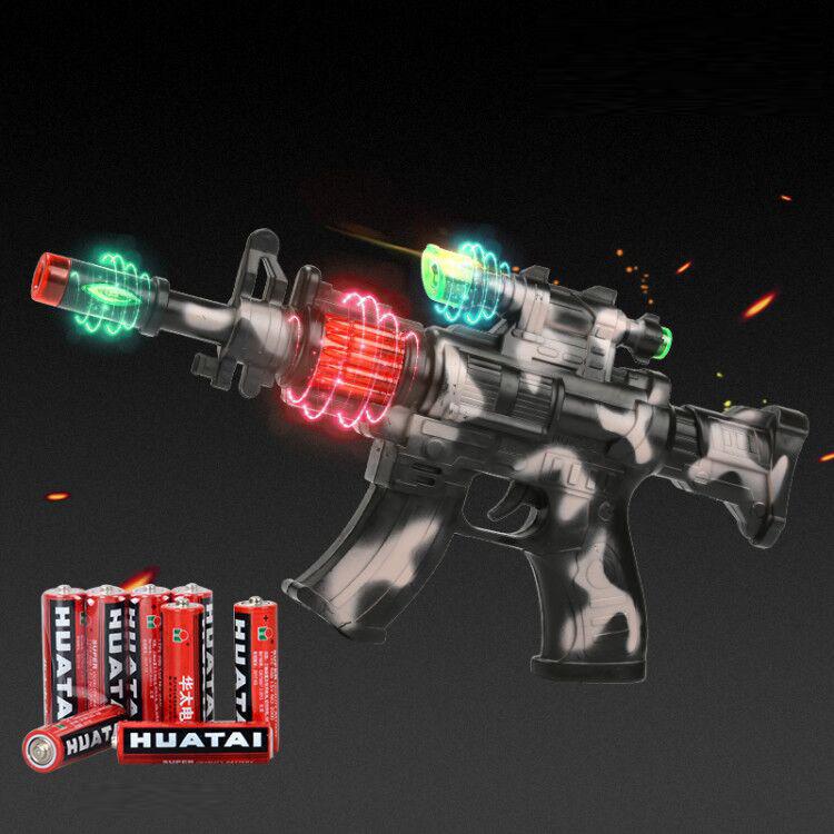 男孩电动玩具枪儿童绝地求生98K狙击枪M416声光音乐枪宝宝ak47