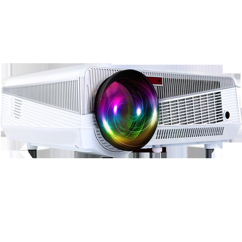 歐擎A6 投影儀家用高清1080P安卓無線wifi智能辦公led手機投影機