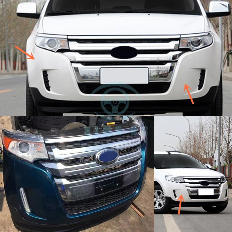 Front Bumper Assembly Modified Replace For Ford Edge