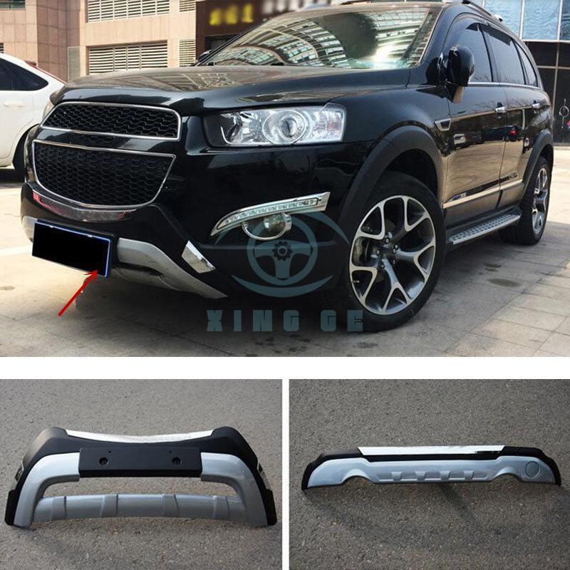Used Chevrolet Captiva: For Chevrolet Captiva 2012-2014 2pcs Auto Front & Rear
