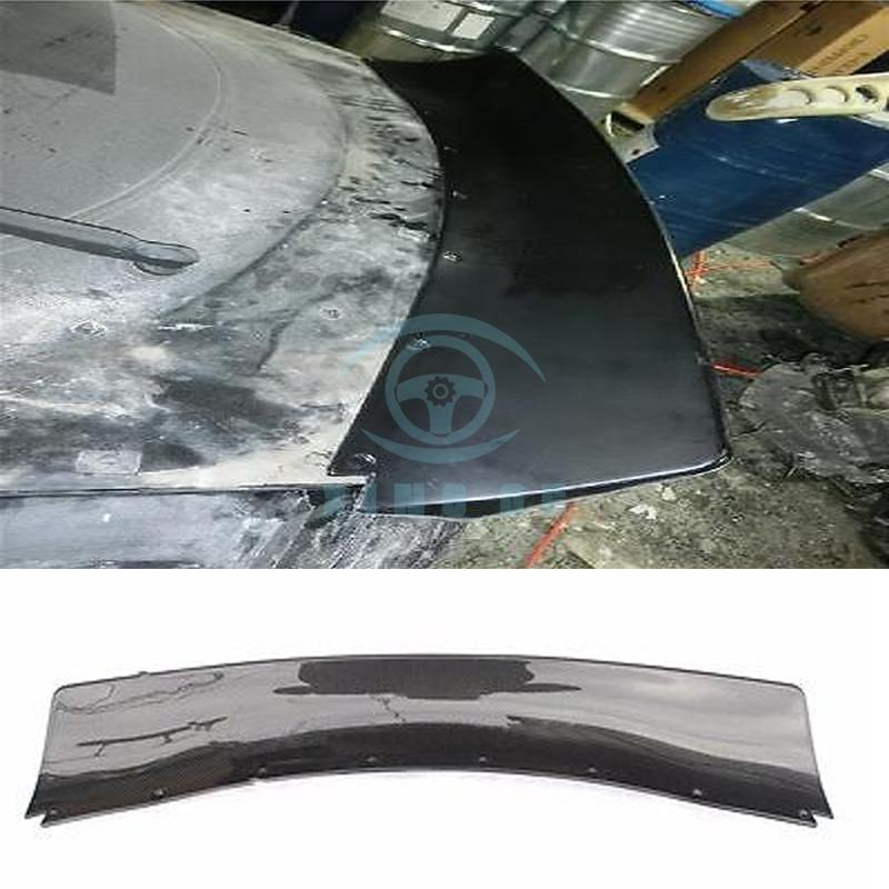 Details about Carbon Rear Wing Trunk Spoiler Wings Fit For Mazda RX7 FD3S  Rocket Bunny 92-97