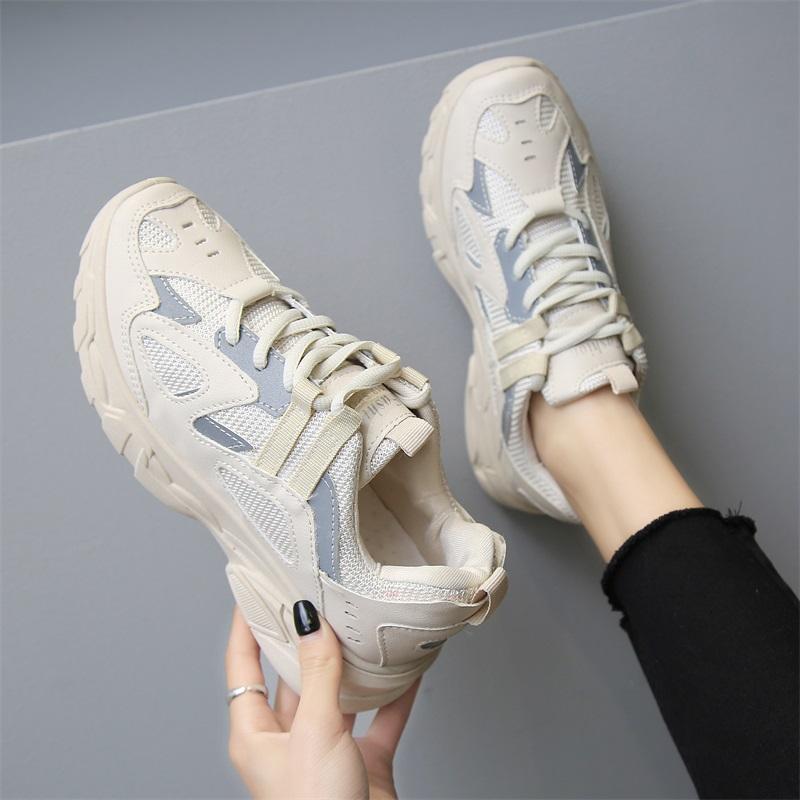秋冬季网面运动鞋,穿出健康活力气质