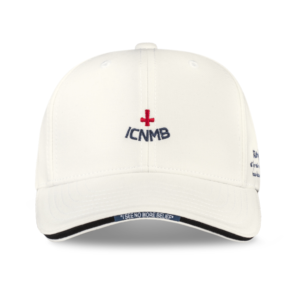 ICNMB American classic small cross baseball cap men and women Tide ... 77fb80e029c