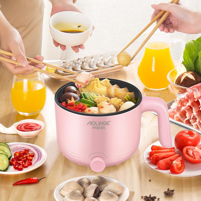 【奥林格】多功能小型家用电煮锅