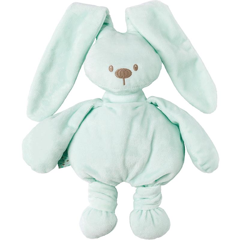 NATTOU安抚玩偶兔子婴儿宝宝安抚毛绒玩具陪睡哄睡睡觉玩偶可入口