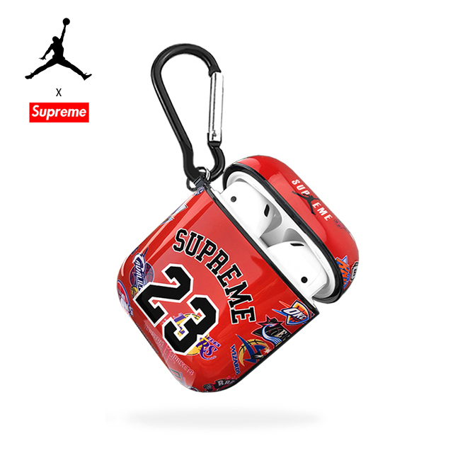 Apple Airpods Cases Covers Supreme Jordan 23 Casefanatic