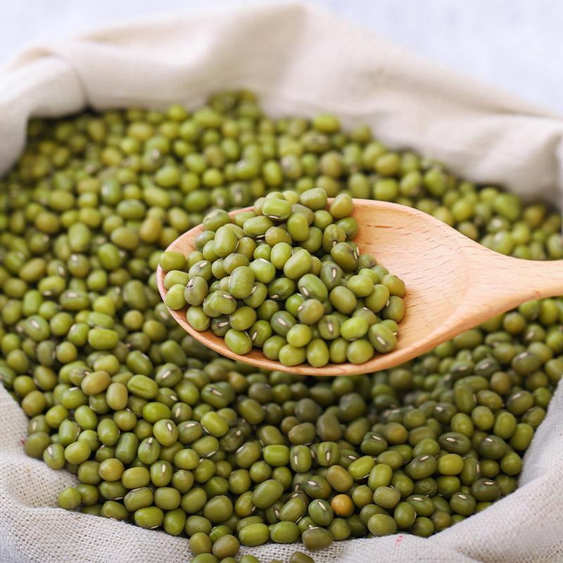 【百食轩】农家真空装绿豆500g 淘礼金更实惠