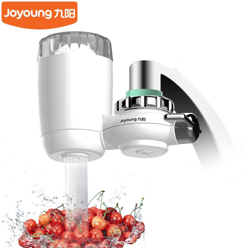 九阳净水器家用 厨房水龙头过滤器 自来水净化器滤水器直饮净水机