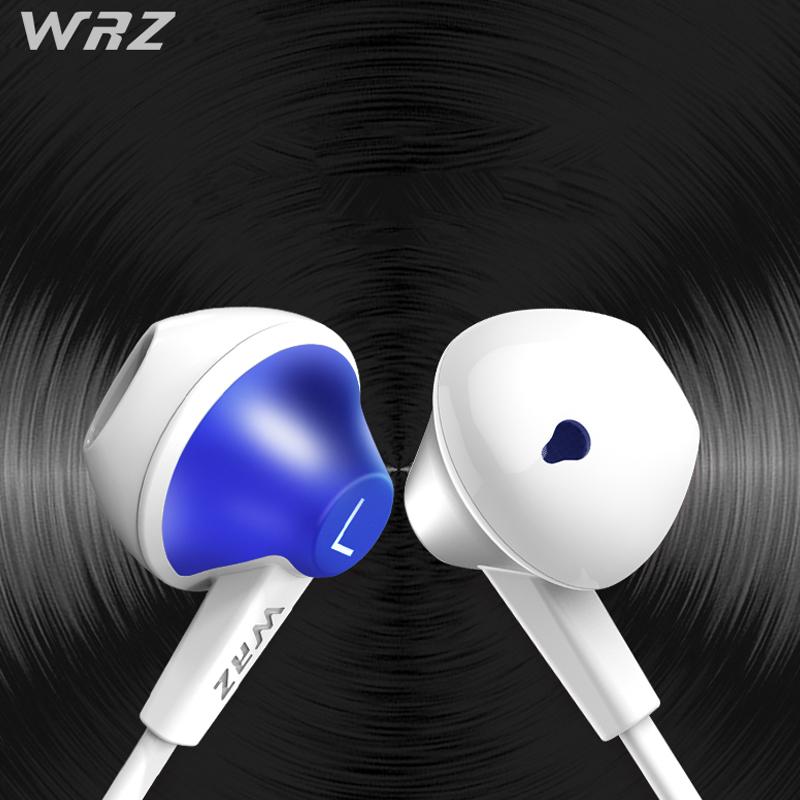 【WRZX5】重低音炮苹果金属耳机