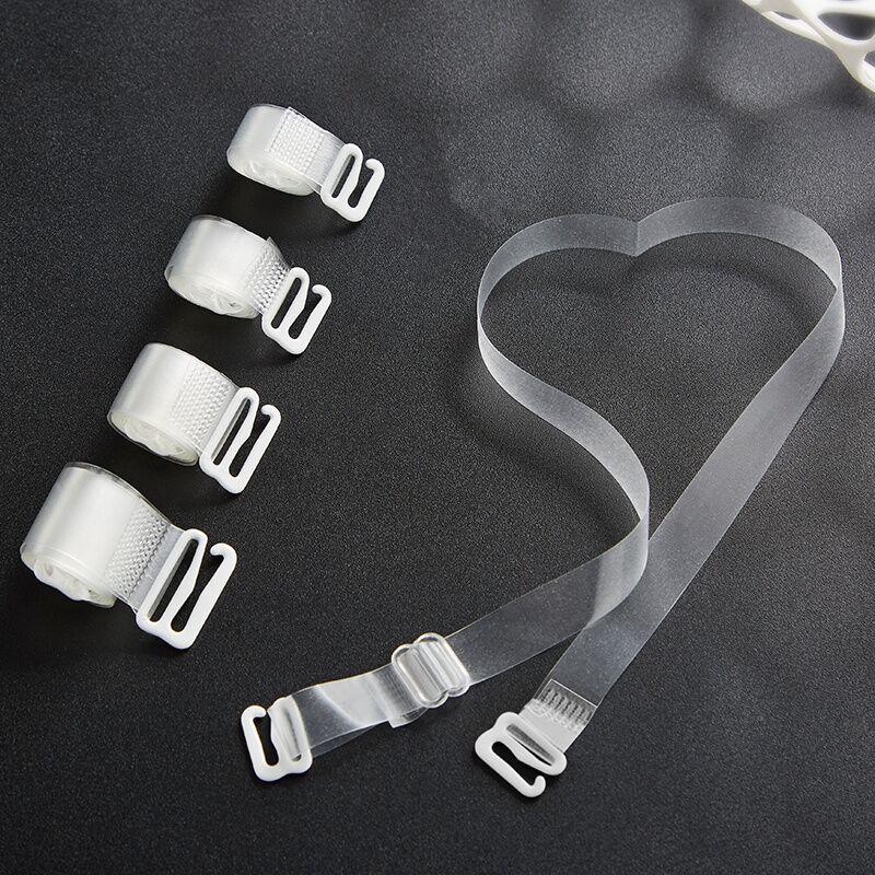 透明隐形肩带防滑无痕一字领文胸罩内衣带带子配件女性感百搭夏季