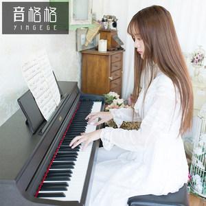 【网红推荐】音格格电钢琴Y1s 88键重锤成人电子数码智能钢琴