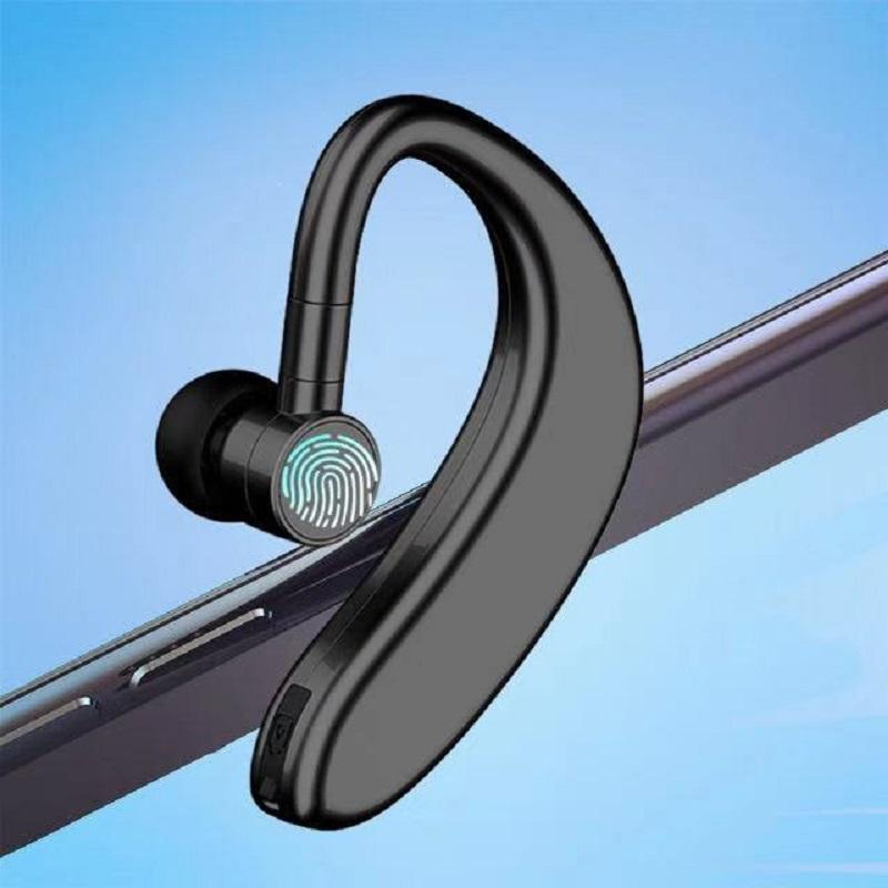 无线蓝牙耳机骨传导挂耳式触摸苹果安卓通用