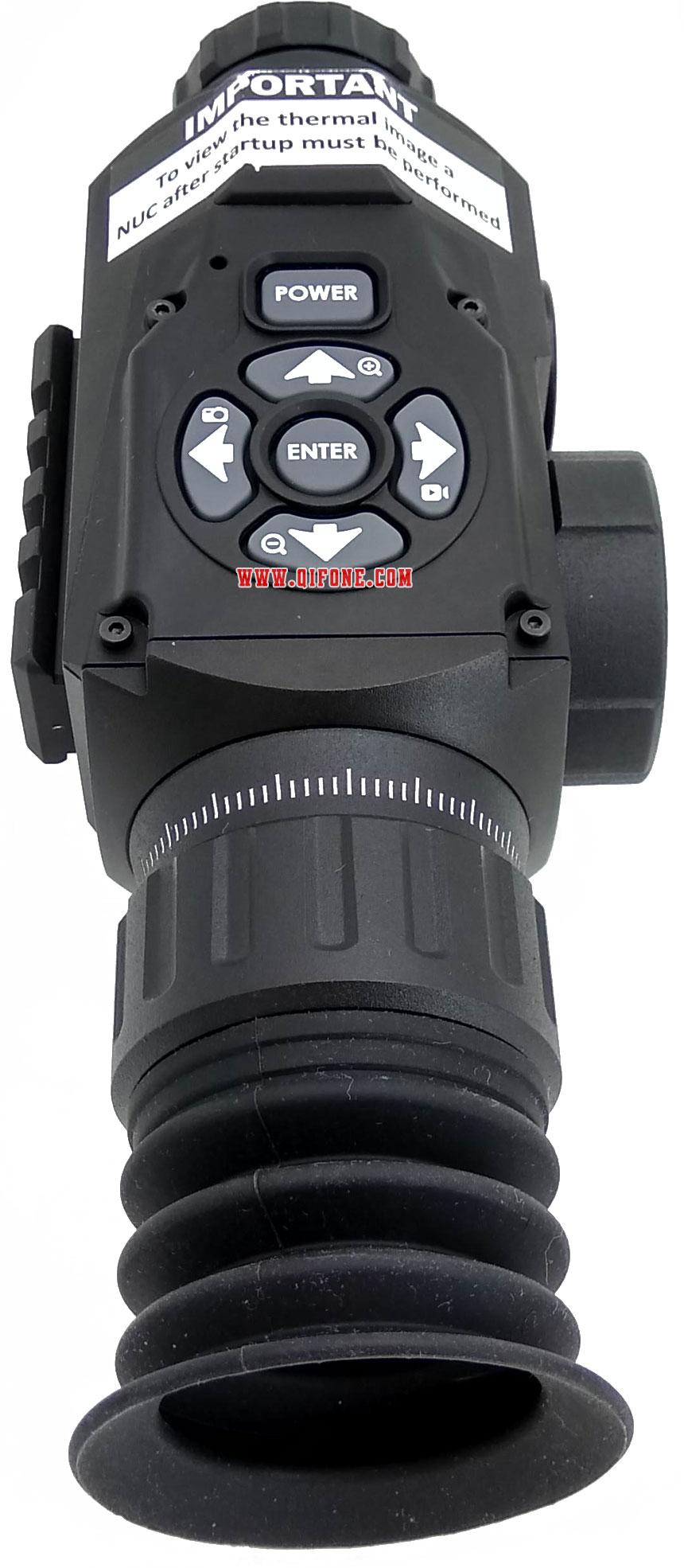 原装进口ATN雷神热成像瞄准镜 THOR-HD 384 2-8x25