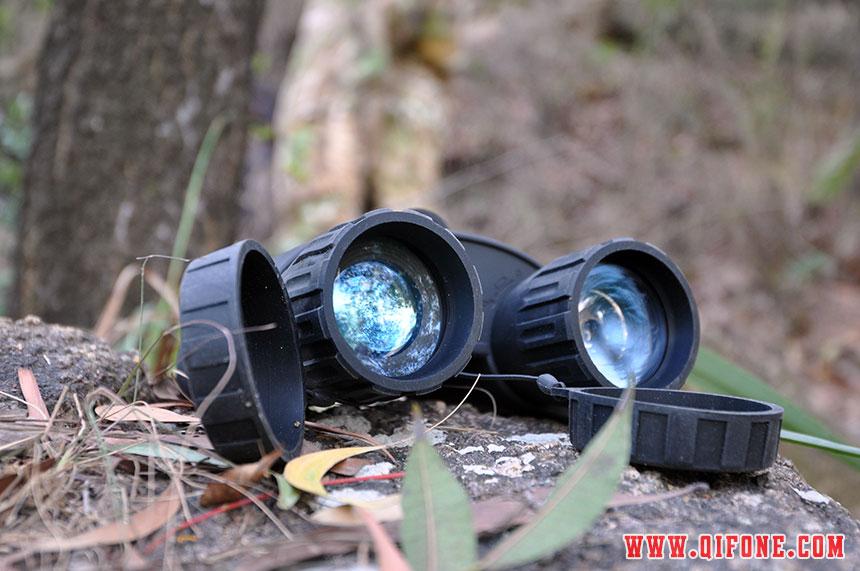 千里拍VC999 智能高清七合一便携式双筒红外夜视远距侦测拍摄系统