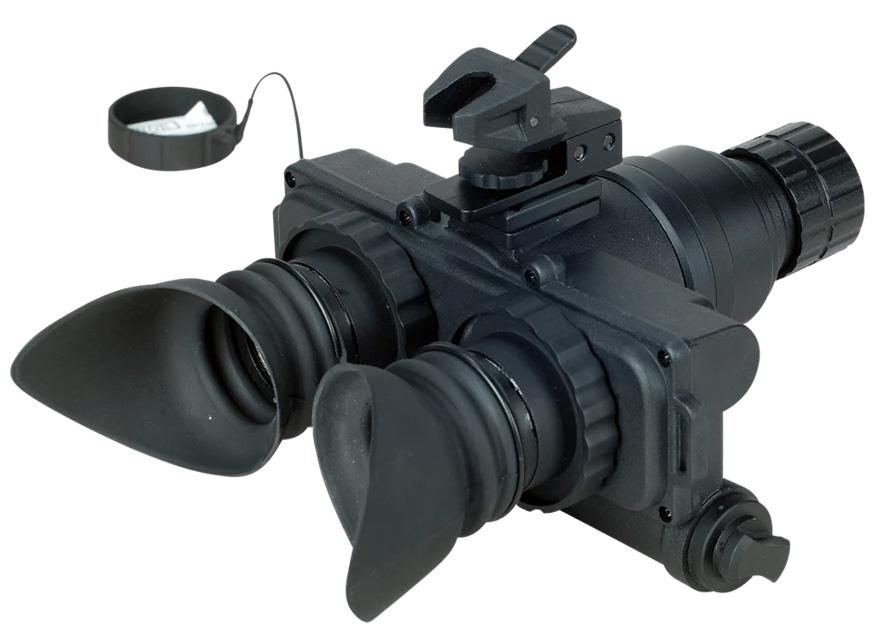 MIRIT 米尔特 NVG-9-3 三代军警用 双目单筒夜视仪
