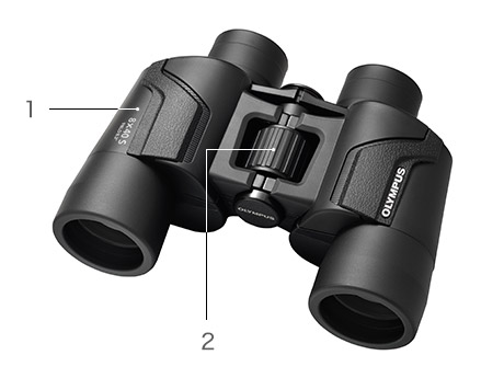 Olympus奥林巴斯 10x50 S 新款高倍双筒望远镜