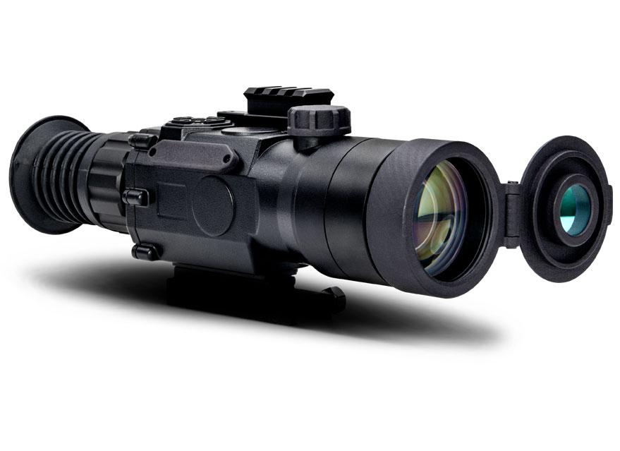 MIRIT数码瞄准镜NVS-1200HD远程日夜两用高清摄录