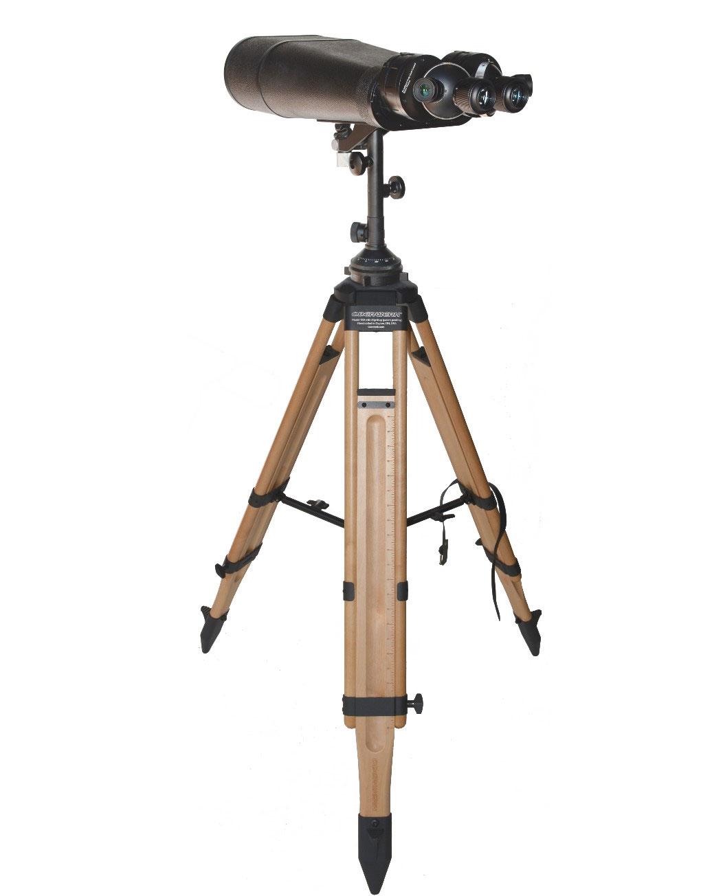 65式哨所镜SW25-40x100 远程观察望远镜