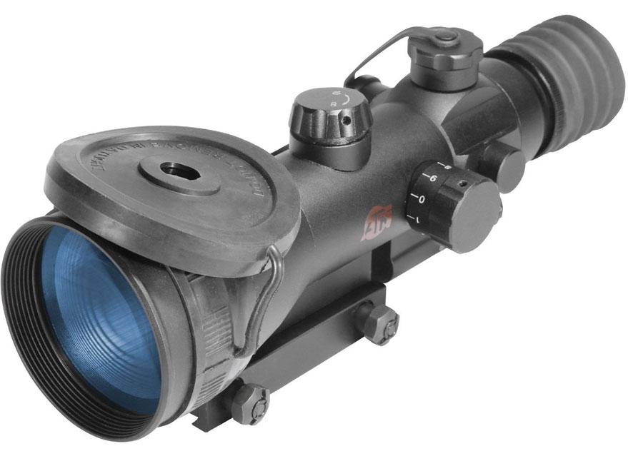 美国ATN ARES 4-3P 战神系列 三代军用增强型夜视瞄准镜