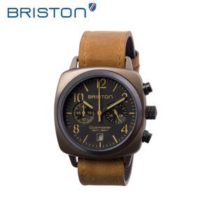 Briston正品手表男女情侣 运动欧美潮流石英复古皮质表带