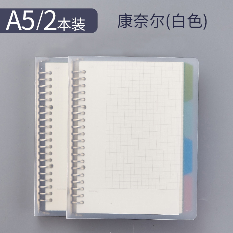 A5 High Efficiency (2 Packs) / 8 Split Sheets
