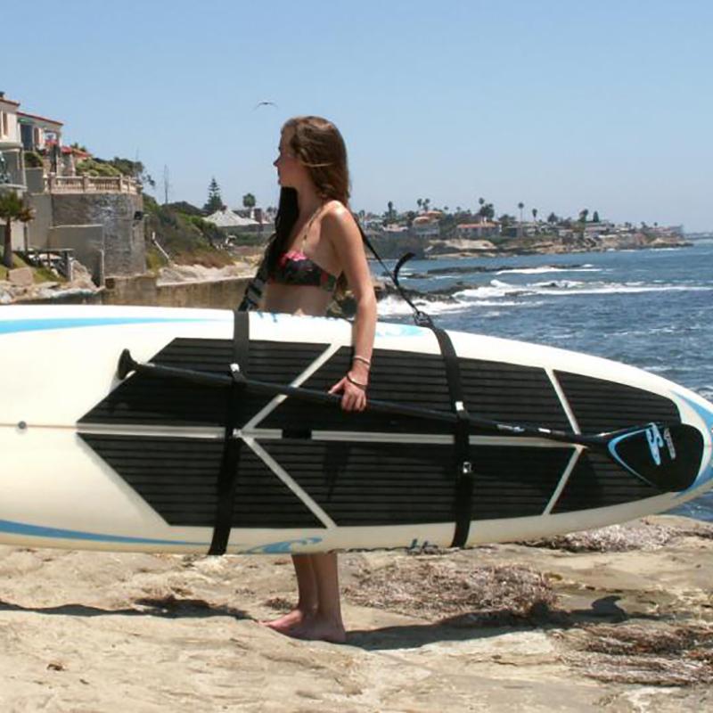 Серфинг панель весло панель Суп ремешок для взрослых постоянные профессиональные водные лыжи панель зона