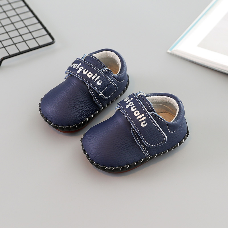 USD 81.09  Baby soft bottom toddler shoes baby shoes male 0-1 years ... 6993601813