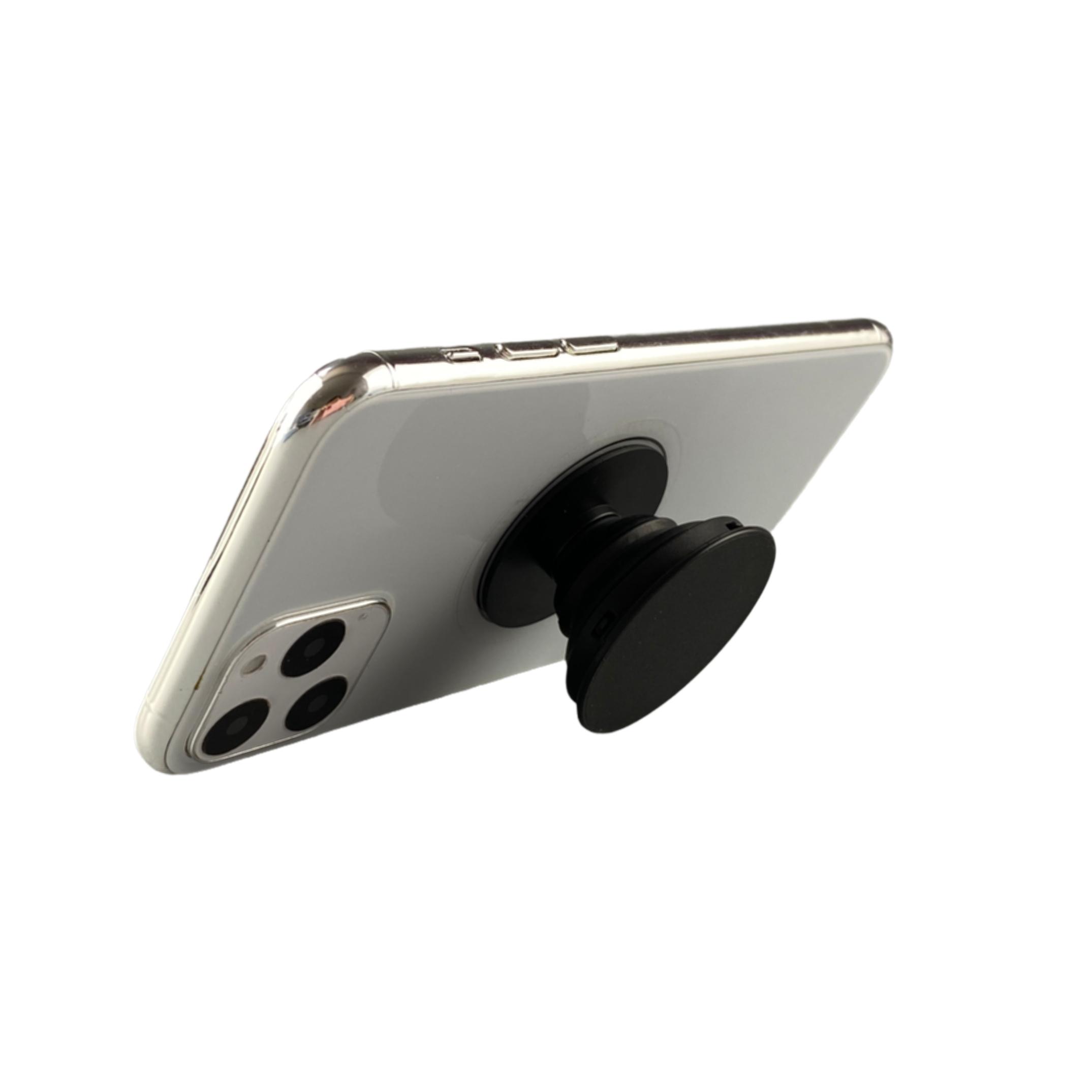 ins风直播气囊手机壳后支架扣折叠指环车载磁吸网红同款复古纯色