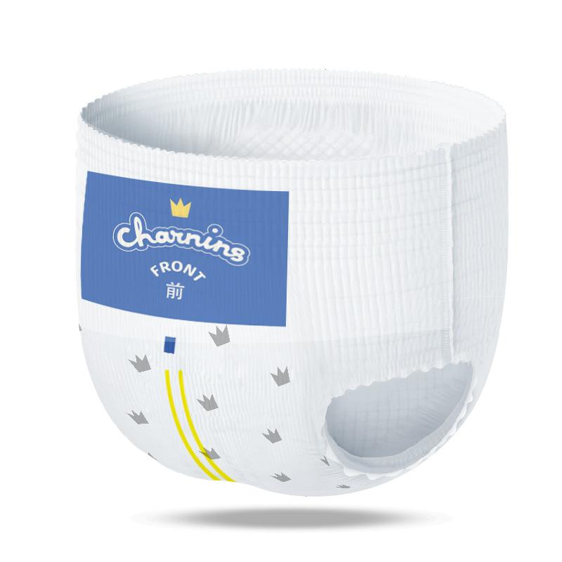 佳婴皇冠婴儿拉拉裤72片超薄柔软透气热销407件买三送一