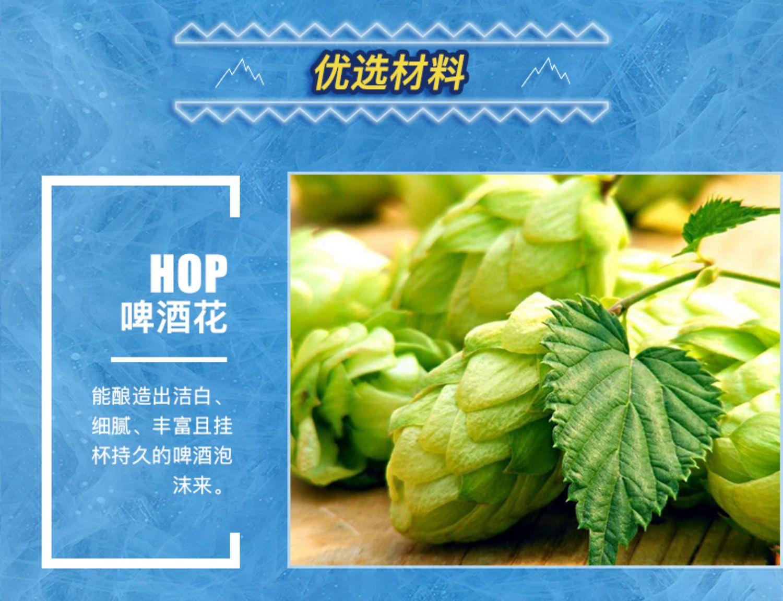 哈尔滨醇爽啤酒330ml*24听2