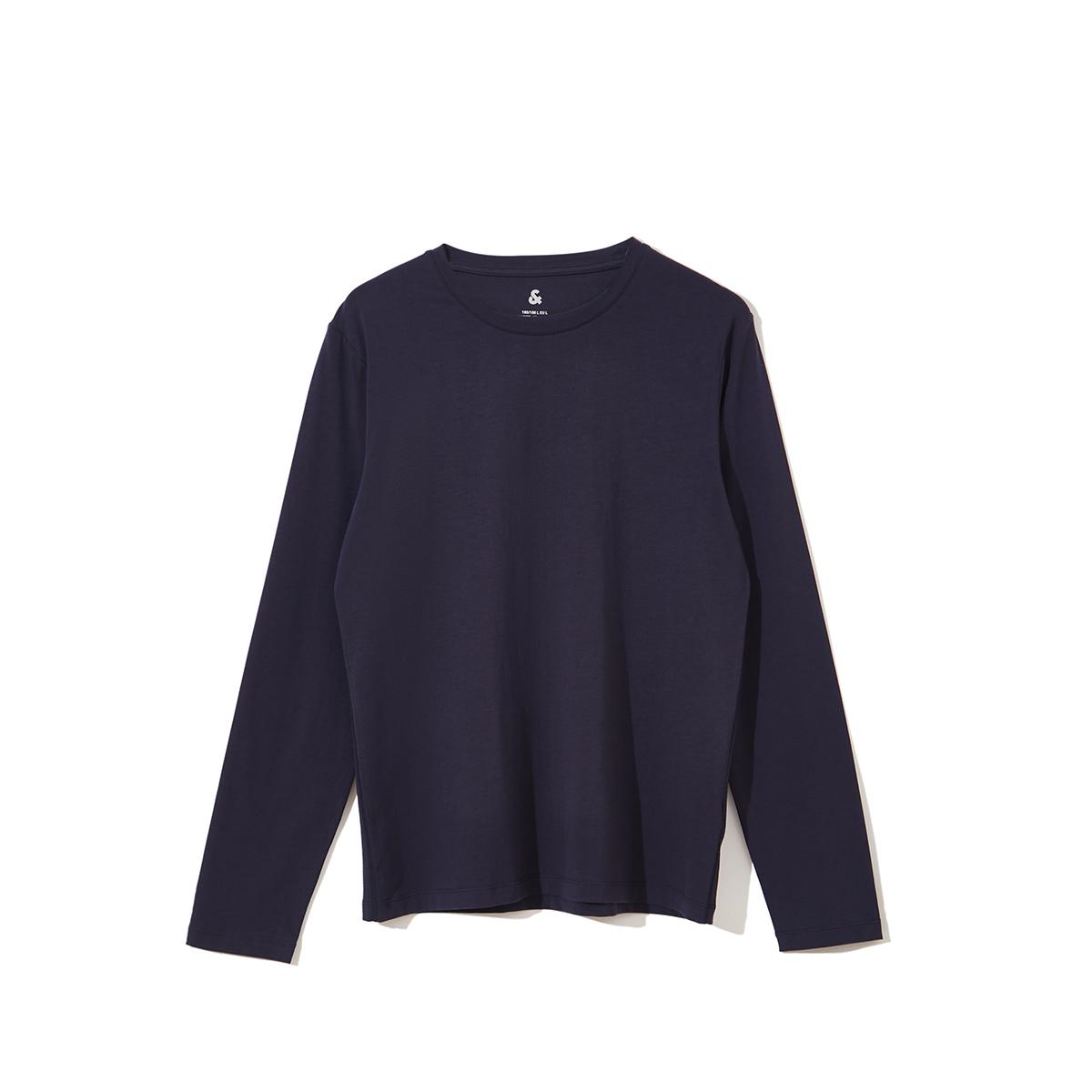 【预售】杰克琼斯21新品 纯色薄款发热保暖内衣衣打底家居服男女