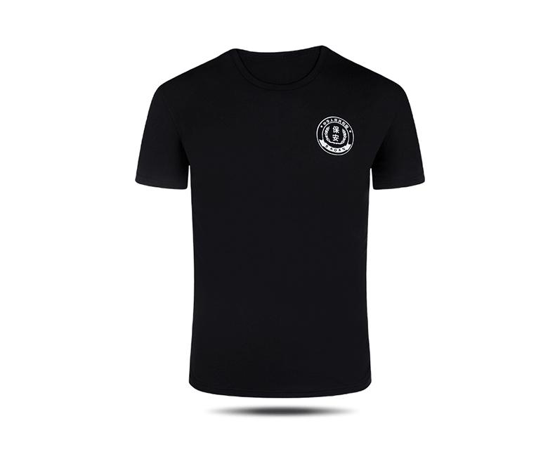 Mặc kháng cotton thoáng khí an ninh ngắn tay yếm mùa hè phần mỏng nam t-shirt quần áo mùa hè dịch vụ đặc biệt tùy chỉnh áo thun polo nam