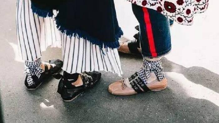 平底鞋穿好了,比高跟鞋还显腿长!