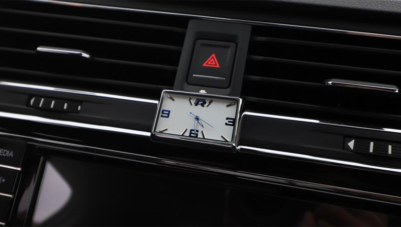 Đồng hồ điện tử trang trí Volkswagen Tiguan L - ảnh 17