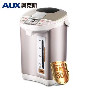家用304不锈钢电热水瓶保温开水壶烧水壶5L