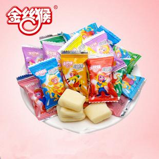 【金丝猴】进口乳脂牛奶糖200g