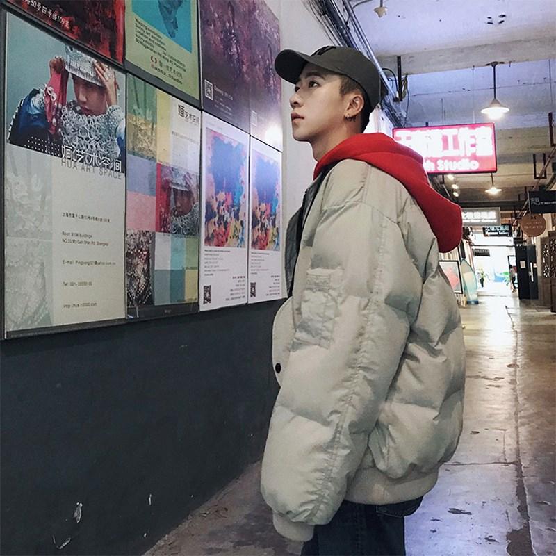 【断码优品】满48元包邮◆2018冬季新款学生棉衣青少年外套男装