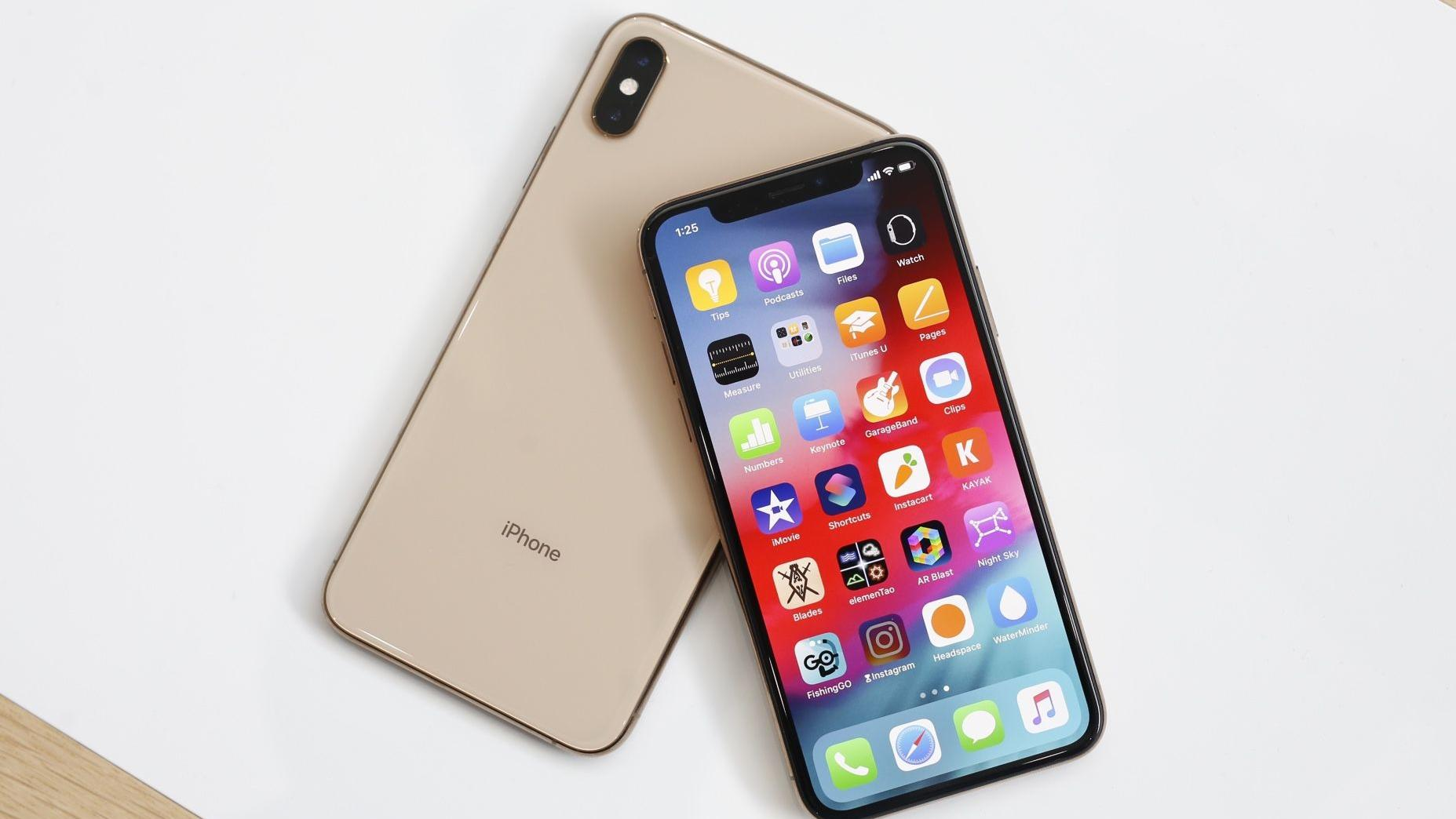 中国定制双卡 iPhone XS上手