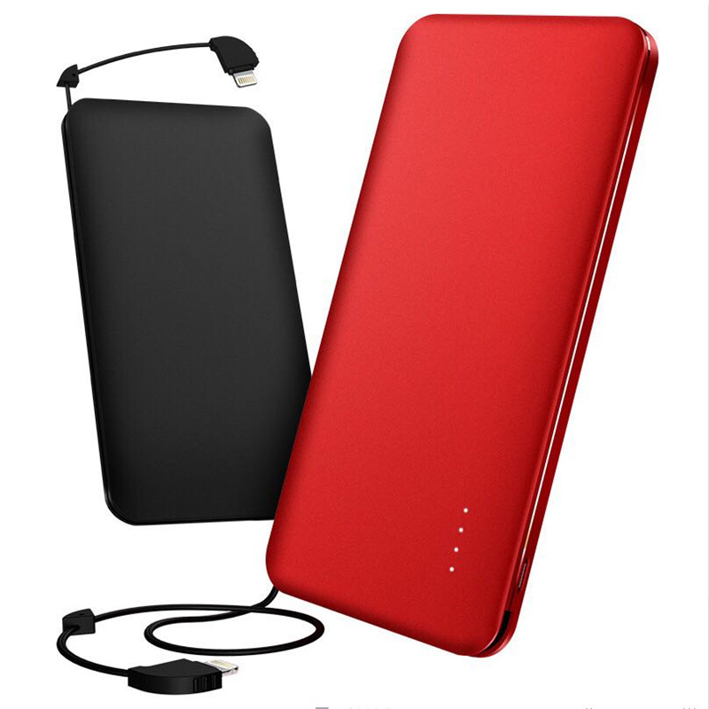 充电宝20000毫安便携超薄大容量移动电源vivo华为oppo小米手机