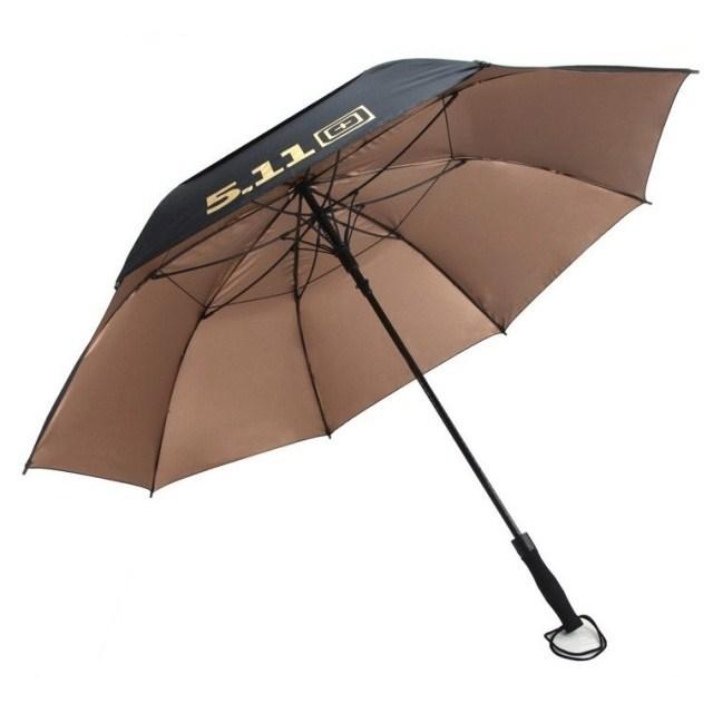 511直杆伞特大号超抗防风高端雨伞商务男士碳纤维伞杆特勤晴雨伞