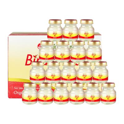 双莲木糖醇无糖即食燕窝75ml*6*3组营养滋补品孕期礼品进口燕盏