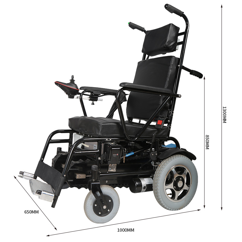 Electric wheelchair crawler old man intelligent up and down