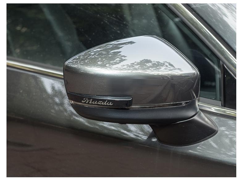 Nẹp trang trí bảo vệ gương xe Mazda CX8 - ảnh 9
