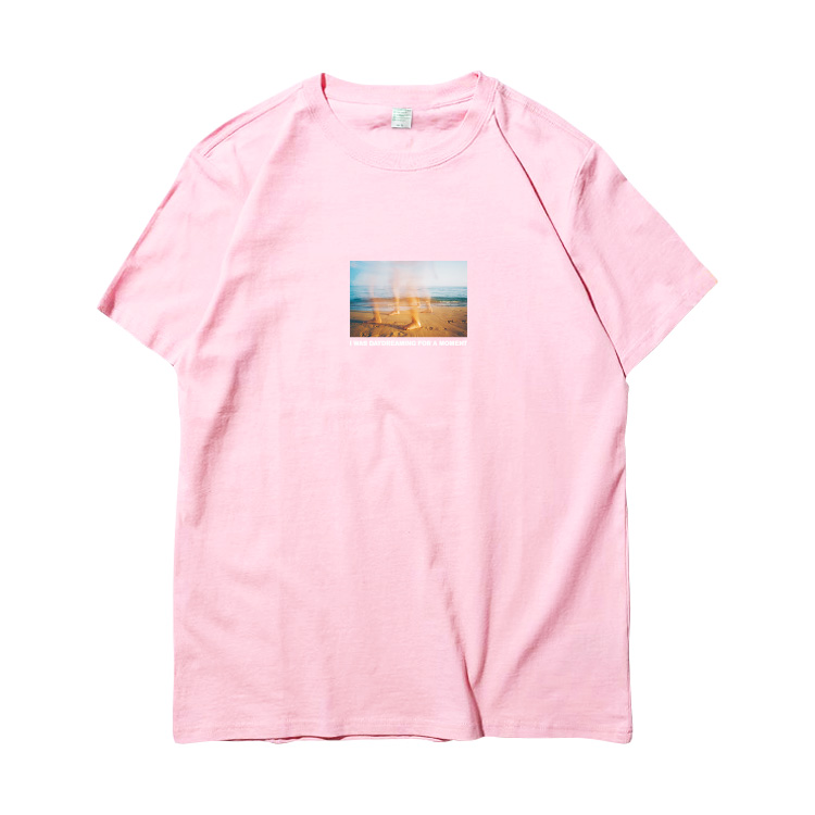 MONSTA X Hyungwon Same Printed T-shirt