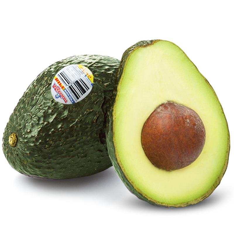 Авокадо 【2018 новые товары】 импортные авокадо 9-пакет ультра-крупные плоды авокадо свежие фрукты ребенка пищевая добавка