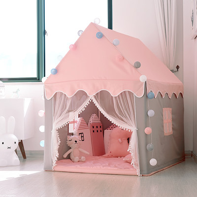Children's tent indoor playhouse baby toy castle dollhouse