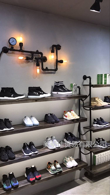Furniture Accessories Wire Ice Skate Holder Roller Skates Frame Shelf Display Rack Shoes Support Rack Tube Hanger Display Furniture Accessories